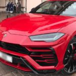 Hire Lamborghini Urus