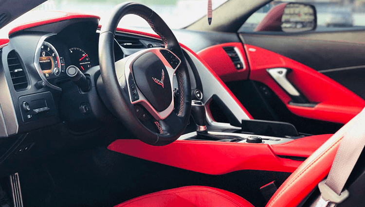 Chevrolet Corvette Price in Dubai