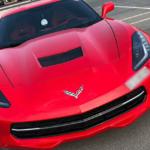 Chevrolet Corvette Rental Dubai