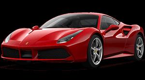 Ferrari 488 GTB Rental