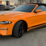 Ford Mustang Rental in Dubai