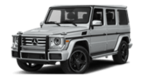 Merecdes G Wagon Rental