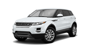 Range Rover Evoque Convertible Rental