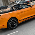 Rent Ford Mustang in Dubai