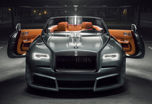 luxury car rental in dubai