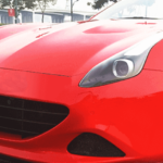 rent ferrari california in dubai