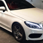rent mercedes c class in dubai 2