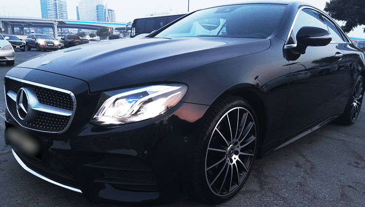 rent mercedes e class in dubai
