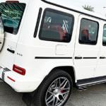 rent mercedes g63 2019 in dubai