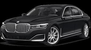 BMW 7 Series Rental Dubai