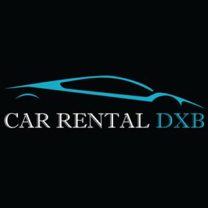Car Rental DXB Logo Full