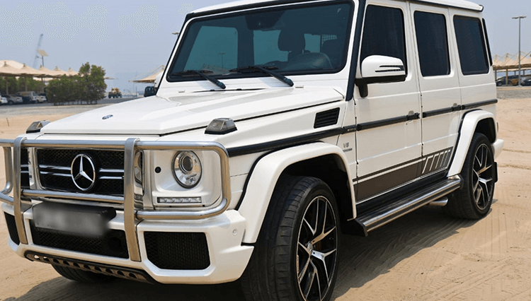 mercedes g wagon rental dubai