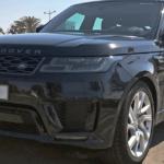 range rover sport 2019 rental dubai