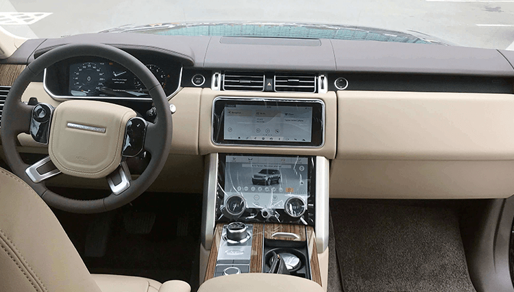 range rover vogue 2019 hire in dubai