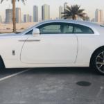 rent a car wraith dubai