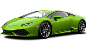 Lamborghini Huracan Green Rental Dubai