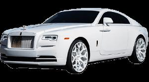 Rolls Royce Wraith White Rental Dubai
