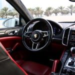 Porsche Cayenne GTS Rental-in-Dubai