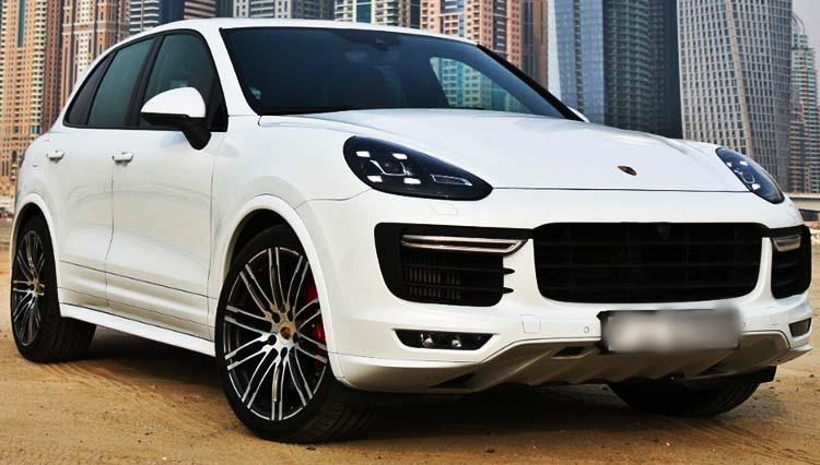 Rent Porsche Cayenne GTS in Dubai